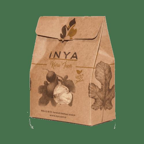 Germencik Belediyesi İnya Kuru İncir 1000 gr Kraft Paket