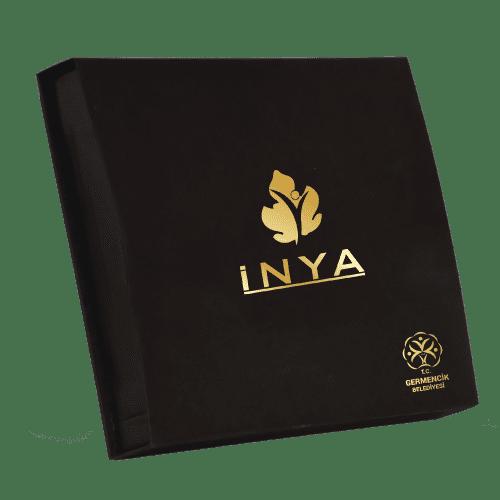 Germencik Belediyesi İnya Kuru İncir 1000 gr Özel Tasarım Kutu