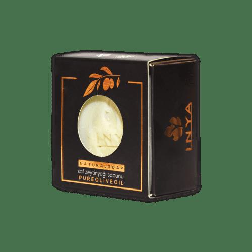Germencik Belediyesi İnya Saf Zeytinyağı Sabunu 150 gr Karton Kutu Paket